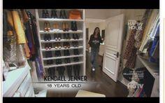 Kendall Jenner's Closet