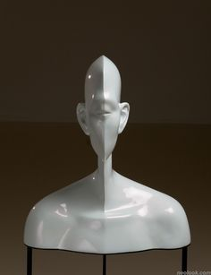 Surreal Figurative Sculptures of One Man