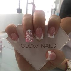 Semi Permanente, Glow Nails, Nail Tattoo, Nail Games, Laura Lee, Short Nails, Nail Designs, Perfume, Nail Art