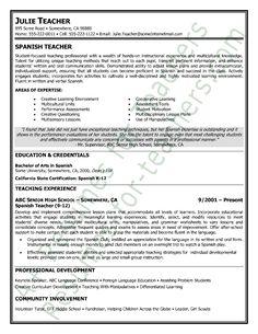 Biodata For Teaching Job Job Interview Secrets