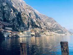Limone sul Guarda Lac de Garde winter 2019 San Francisco Skyline, Europe, Winter, Travel, Lake Garda, Winter Time, Voyage, Viajes, Traveling