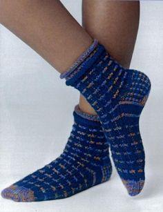 Maggie's Crochet-- Just Socks