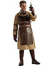 Adult Mad Scientist Costume - horror - mens-costumes