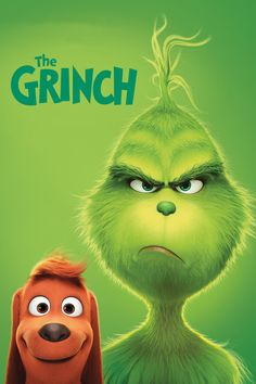Directed by Yarrow Cheney, Scott Mosier. With Benedict Cumberbatch, Cameron Seely, Rashida Jones, Pharrell Williams. A grumpy Grinch (Benedict Cumberbatch) plots to ruin Christmas for the village of Whoville. The Grinch Dvd, Der Grinch Film, O Grinch, Watch The Grinch, Dr Seuss Grinch, Grinch Stole Christmas, Dr Suess, Hindi Movies, New Movies