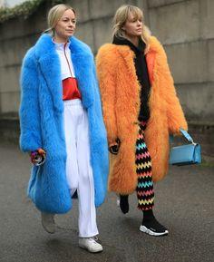 רגעי הסטריט סטייל מעוררי ההשראה משבוע האופנה במילאנו