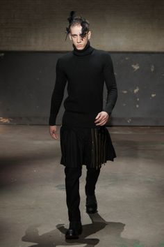Alexander McQueen MEN | Londres | Inverno 2014 RTW