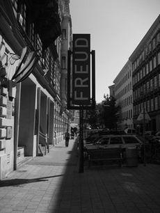 Sigmund Freud House/ Museum in Vienna, Austria