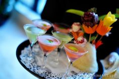 Some #cocktails for the #wedding #party! #Wedding #catering #picture by #DominoArts #Photography (www.DominoArts.com)