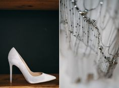 White court shoes. Photography by http://www.matteocrescentini.it/