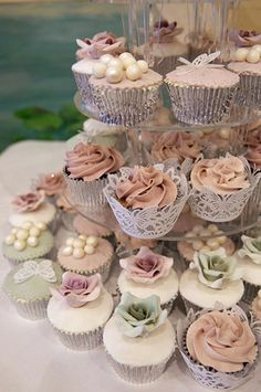 Cup Cake Heaven