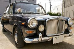 VANDEN PLAS PRINCESS by iPhonebox takaExy, via Flickr