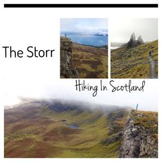 A complete run down on hiking the whole of the Old Man of Storr plus Summit. Isle of Skye hikes, Scotland.
