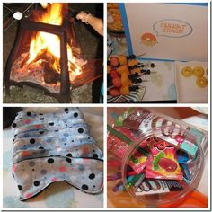 Great sleepover party ideas (when the kiddos get older)