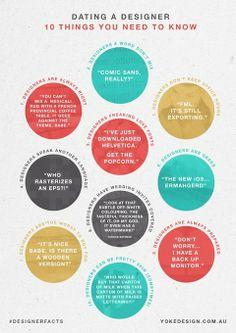 10 cosas que debes saber de un diseñador...