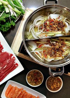 because my fondue pot loves vietnamese