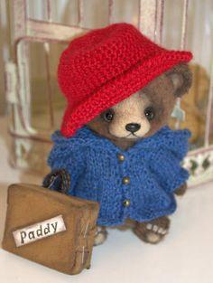 Little Paddy by By Olga Schlegel | Bear Pile