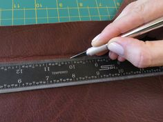 Cutting Leather Leather Working, 9 And 10, Bags, Accessories, Handbags, Dime Bags, Totes, Hand Bags, Purses