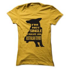 I am not singer I have Australian Terrier Cool Shirt  T Shirt, Hoodie, Sweatshirts - t shirt design #LongSleeve #Fitness