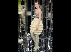 Défilé Chanel Haute couture printemps-été 2017 32
