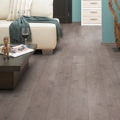 Krono Original Krono Cottage Twin Clic 7mm San Diego Oak 4v Groove Laminate Flooring (8096)