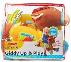 Infant Melissa & Doug 'Giddy Up & Play' Activity - Baby Gear Must Have 2017