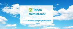 TYÖKOKEMUS: 11/2014-11/2016 Markkinointiassistentti / Tehden Oy