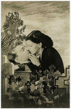 GRETE STERN. Dream No. 22, Last kiss