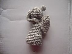 "Weeping Angel Amigurumi - Free Crochet Pattern - PDF File click ""download"" or ""free Ravelry download "" here: http://www.ravelry.com/patterns/library/weeping-angel-4"