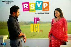 Ronde Saare Viah Picho (2013) Punjabi Movie 350MB WebHD | funny