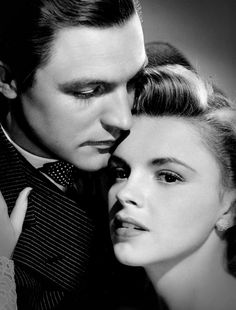 Gene Kelly and Judy Garland, 1942, publicity shot for For Me and My Gal