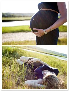 Vintage Beach Maternity Session by Ciras Photography #maternity #pregnancy #photography