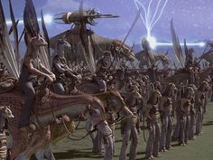 What is the name of the Gungan army?
