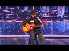 Tim Poe - If Tomorrow Never Comes - AGT 2012 (Austin Auditions)