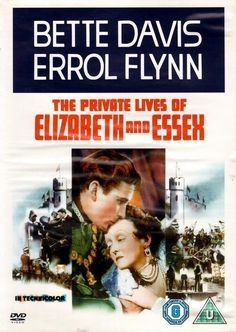The Private Lives of Elizabeth and Essex (DVD / Bette Davies 1939)