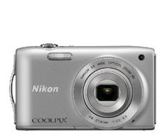 The Nikon 26309 Coolpix Digital Camera captures images accurately with its 16 megapixel CCD sensor. Other than taking pictures, this digital camera can also record videos in HD quality. See your captured Digital Camera Prices, Digital Camera Lens, Camera Nikon, Digital Cameras, Digital Slr, Point And Shoot Camera, Silver Prices, Nikon Coolpix, Electronic Gifts