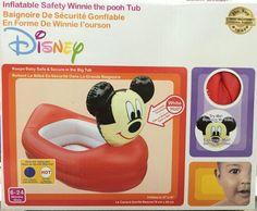 Bak Mandi Anak Disney Inflatable Safety Mickey Tub - http://www.adorababyshop.co/jual/bak-mandi-anak-disney-inflatable-safety-mickey-tub/
