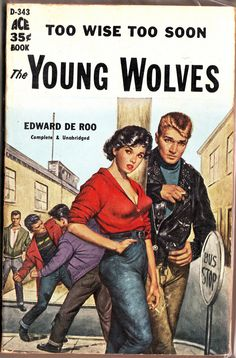 THE YOUNG WOLVES