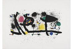 Miró, Sculpture on OneKingsLane.com