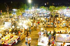 JJ Green Night Market might just be the coolest place to shop in Bangkok, with its much more chilled-out, bohemian vibes when compared to the capital's gargantuan Chatuchak Weekend Market just down the road. Part vintage flea market, part local drinking hangout, JJ Green is best visited
