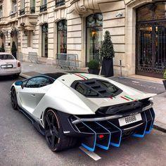 Lamborghini centenario or Bugatti chiron? Luxury Sports Cars, Top Luxury Cars, Exotic Sports Cars, Cool Sports Cars, Exotic Cars, Sport Cars, Cool Cars, Carros Lamborghini, Lamborghini Cars