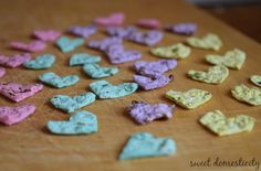 Weekend Project: How to Make Seed Paper