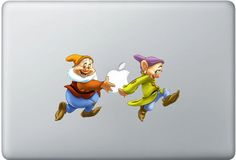 Apple decal sticker for Macbook 11 13 15 17 by macskin2011, $7.90