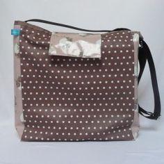 Casualshopper Camille Diaper Bag, Bags, Fashion, Oilcloth, Artificial Leather, Handbags, Moda, Fashion Styles, Diaper Bags