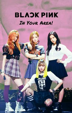 BlackPink●In Your Area!