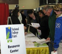 Tips for Counselors Attending a College Fair
