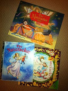 The Nutcracker stories, with Nutcracker printables, crafts, and show!