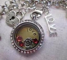 LOVE Droplet, Antique Rose Charm, Swarvoski Beads, LOVE Coin
