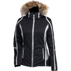 Meco Paige Insulated Ski Jacket with Fur (Women s)  1c301cf6f