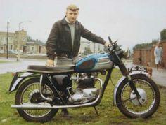 1965 Triumph Bonneville T120