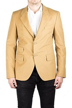 "Prada men's cotton sport blazer jacket to add modern luxury touch to your outfit.   	 		 			 				 					Famous Words of Inspiration...""Success didn't spoil me, I've always been insufferable.""					 				 				 					Fran Lebowitz 						— Click here for more from Fran...  More details at https://jackets-lovers.bestselleroutlets.com/mens-jackets-coats/wool-blends-mens-jackets-coats/product-review-for-prada-mens-notched-lapel-cotton-viscose-sport-jacket-coat-bl"